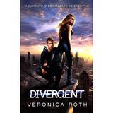 Divergent - Veronica Roth. Volumul 1., editura Leda