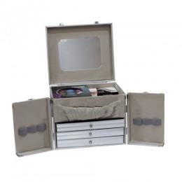 Trusa Profesionala - Cinecitta PhitoMake-up Professional Aluminum Professional Case