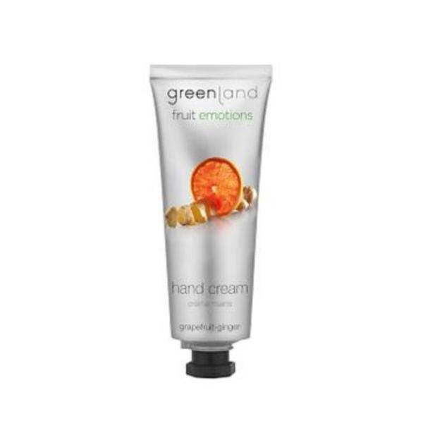 Crema maini, cu ghimbir si grepfruit, Greenland, tub 75 ml imagine produs