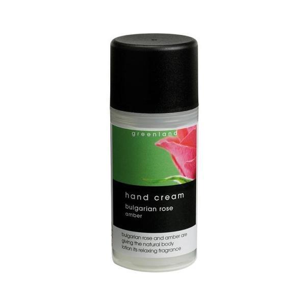 Crema maini, cu trandafiri si chihlimbar, Greenland,100 ml imagine produs