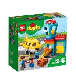 LEGO Duplo - Town Aeroport 10871 pentru 2-5 ani