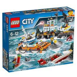 LEGO City - Sediul central al Garzii de coasta 60167 pentru 6-12 ani