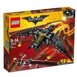 LEGO Batman Movie - Batwing 70916 pentru 9-14 ani