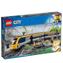 LEGO City - Tren de calatori 60197 pentru 6-12 ani