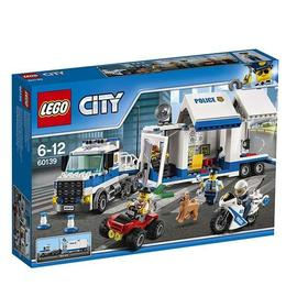 LEGO City - Police Centru de comanda mobil 60139 pentru 6-12 ani