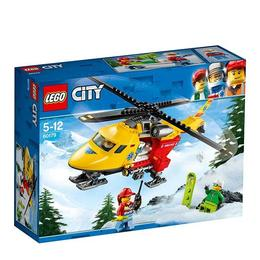 LEGO City - Great Vehicles Elicopterul ambulanta 60179 pentru 5-12 ani