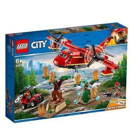 LEGO City - Fire Avionul pompierilor 60217 pentru 6+ ani