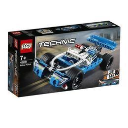 LEGO Tehnic - Urmarirea politiei 42091 pentru 7+