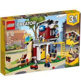 LEGO Creator - Skatepark Modular 31081 pentru 8-12 ani