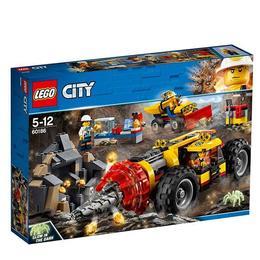 LEGO City - Mining Foreza de minerit de mare putere 60186 pentru 5-12 ani
