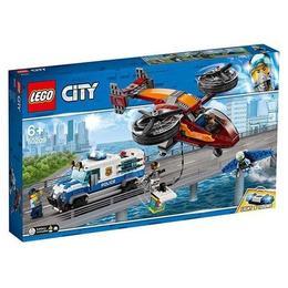 LEGO City - Police Furtul diamantelor cu politia aeriana 60209 pentru 6+