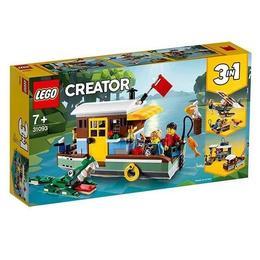 LEGO Creator - Casuta din barca 31093 pentru 7+ ani