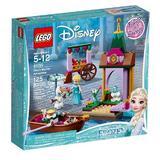 LEGO Disney Princess - Aventura Elsei la piata 41155 pentru 5-12 ani