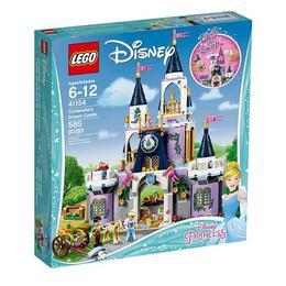 LEGO Disney Princess - Castelul de vis al Cenusaresei 41154 pentru 6-12 ani