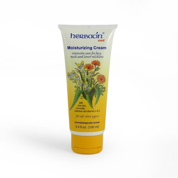 Crema hidratanta faciala (tub), Herbacin, 20 ml imagine produs