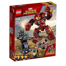 LEGO Super Heroes - Distrugerea Hulkbuster 76104 pentru 7-14 ani