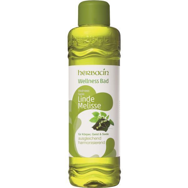Aromaterapie baie, cu floare de tei si Melissa, Herbacin, 1000 ml imagine produs