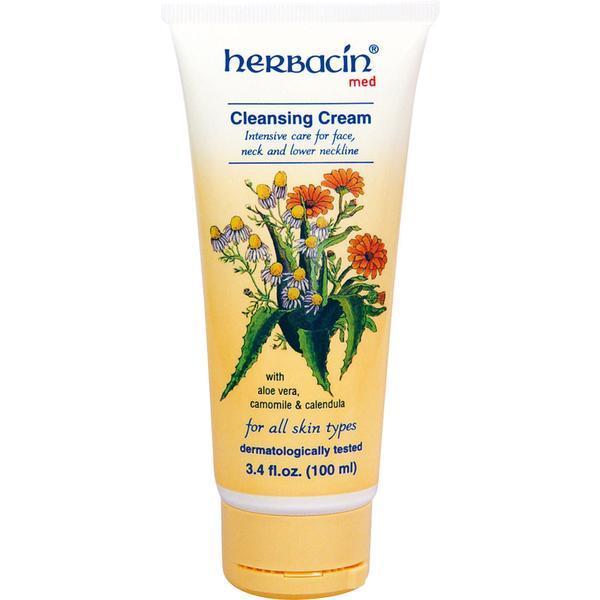 Crema curatare faciala (tub), Herbacin, 100 ml imagine produs