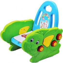 Olita tip scaunel MalPlay pentru copii cu sunete