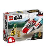 LEGO Star Wars - Rebel A-Wing Starfighter 75247 pentru 4+