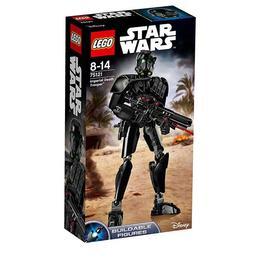 LEGO Star Wars - mperial Death Trooper 75121 pentru 8-12 ani