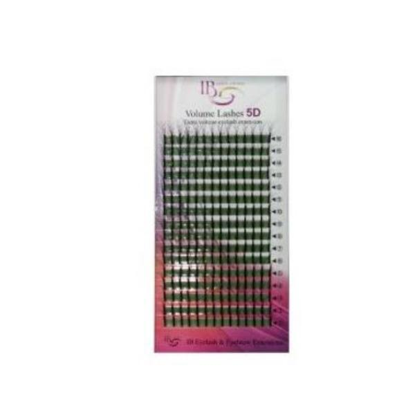 Extensii de gene curbura D- Ibeauty 4D imagine produs