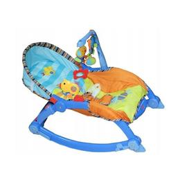 Balansoar si scaun MalPlay pentru bebelusi cu sunete si vibratii , 0-18 kg