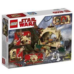 LEGO Star Wars - Yoda`s Hut, 75208 pentru 7-12 ani