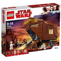 LEGO Star Wars Sandcrawler 75220 pentru 9-14 ani