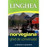 Norvegiana. Ghid de conversatie cu dictionar si gramatica, editura Linghea