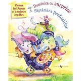 Cartea lui Iancu si a tuturor copiilor: Duminica cu surprize. Saptamana profesiilor - Ala Bujor, Estela Raileanu, editura Epigraf