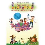 Popasuri pe Licuricia - Vitalie Filip, editura Epigraf