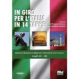 In giro per l'Italia in 14 tappe - Marcello Silvestrini, Marinela Vramulet, editura Universitaria Craiova