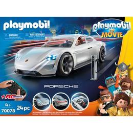 Playmobil: Rex Dasher Cu Porsche Mission E