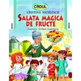 Salata magica de fructe - Cristina Niculescu, editura Prestige