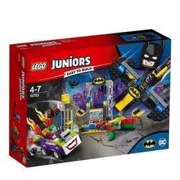 LEGO Juniors - Atacul lui Joker in Batcave 10753 pentru 4 - 7 ani