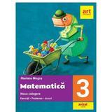 Matematica - Clasa 3 - Exercitii. Probleme. Jocuri - Mariana Mogos, editura Grupul Editorial Art