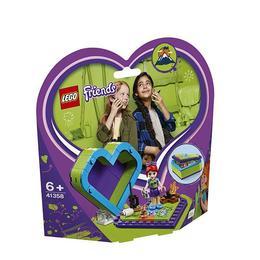 LEGO Friends - Cutia in forma de inima a Miei 41358 pentru 6+