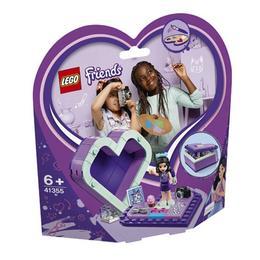 LEGO Friends - Cutia in forma de inima a Emmei 41355 pentru 6+