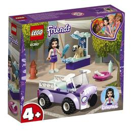 LEGO Friends - Clinica veterinara mobila a Emmei 41360 pentru 4+