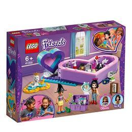 LEGO Friends - Pachetul prieteniei in forma de inima 41359 pentru 6+