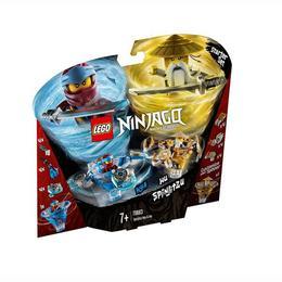 LEGO Ninjago - Spinjitzu Nya si Wu 70663 pentru 7+