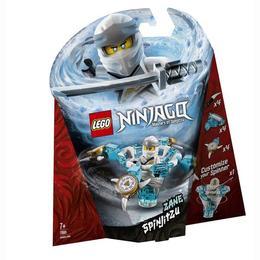LEGO Ninjago - Spinjitzu Zane 70661 pentru 7+
