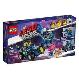 LEGO Movie - 2 Masina de teren extrema a lui Rex 70826 pentru 7+