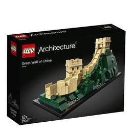 Lego Architecture Marele zid chinezesc 21041 pentru 12+