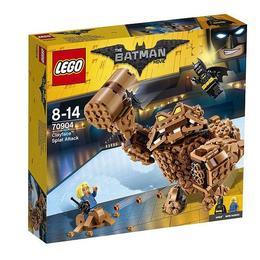 LEGO Batman Movie - Atacul rasunator al lui Clayface 70904 pentru 8-14 ani
