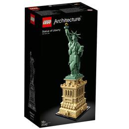 LEGO Architecture - Statuia Libertatii 21042 pentru 16+