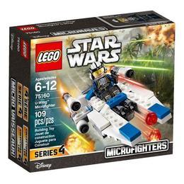 LEGO Star Wars - U-Wing Microfighter 75160 pentru 6-12 ani