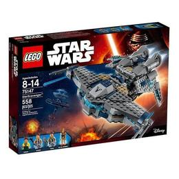 LEGO Star Wars - StarScavender 75147 pentru 8-14 ani