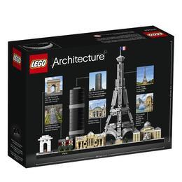 LEGO Architecture - Paris 21044 pentru 12+